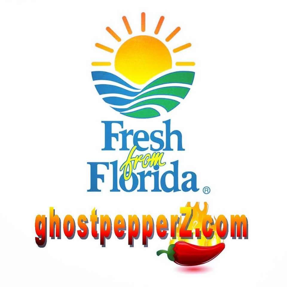 fresh from florida ghost peppers