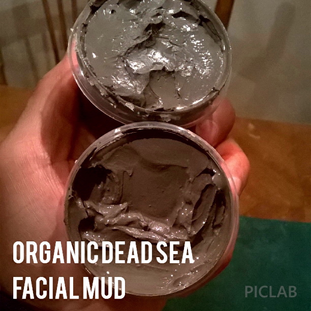 $10 .  Facial mud mask