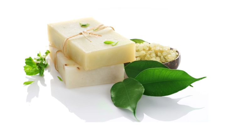 $6...White Tea Ginger Soap