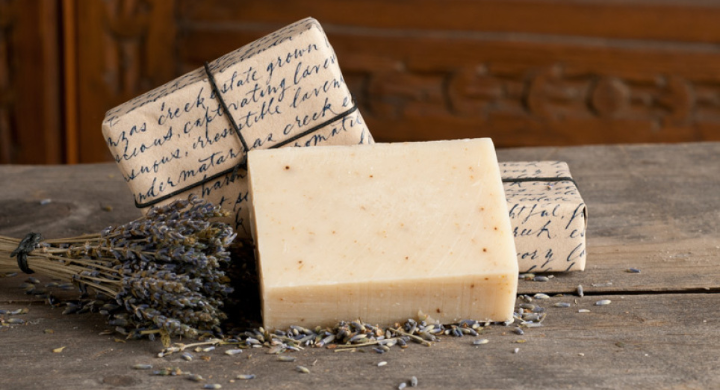 $6...Patchouli Soap