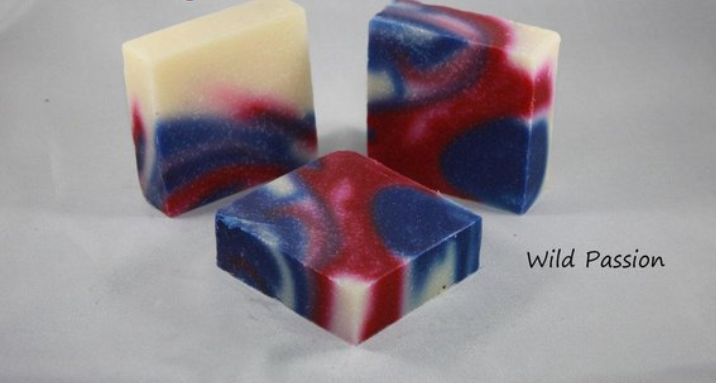 $6...Passion Fruit Soap