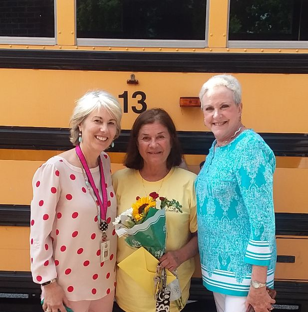 Retiree_Betsy_Waters__bus_driver__with_principal_Janet_Harper_and_Director_Sharon_Harper__June_6_2018_PPS.jpg