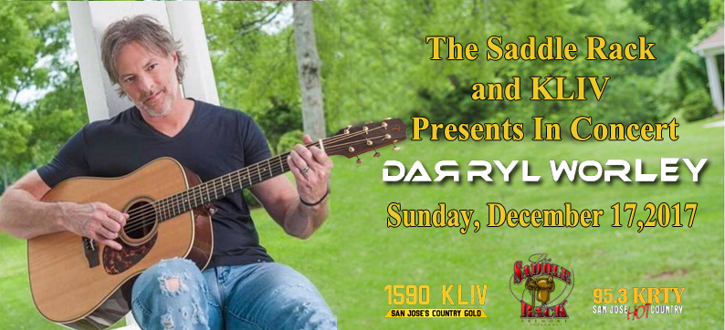 Darryl Worley In Concert December 17, 2017