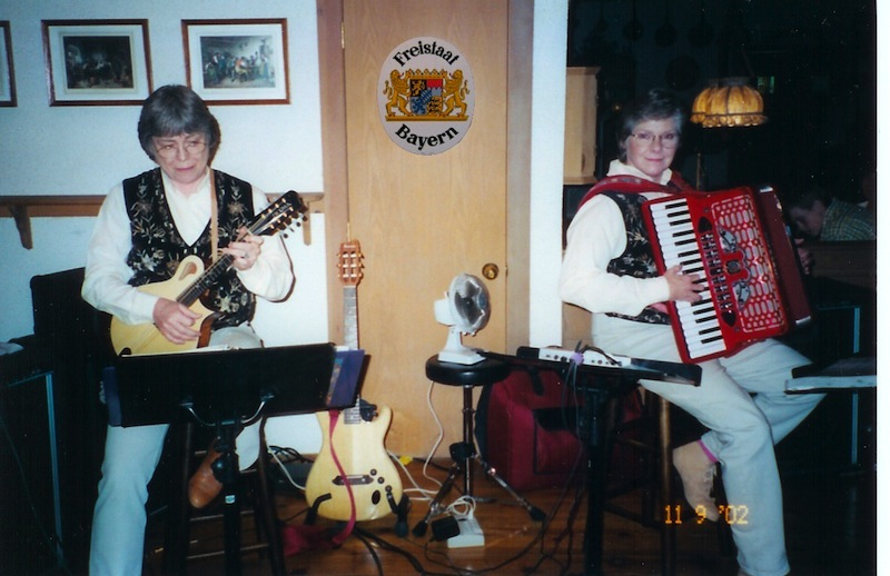 2002 On Stage At Royal Bavaria