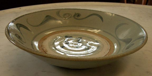 Chinese 18th Century Large Celadon Charger - $650.00 USD
